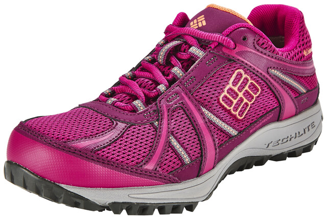 Columbia Conspiracy Switchback Chaussures Omni TECH Femme, deep blushcoral flame